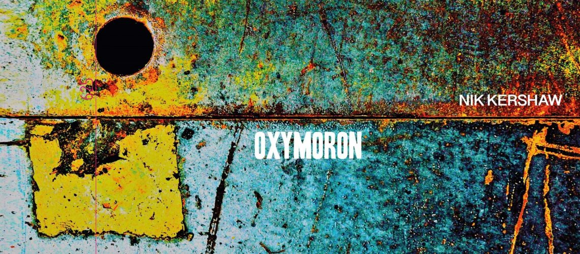 Click to pre-order Oxymoron NOW!